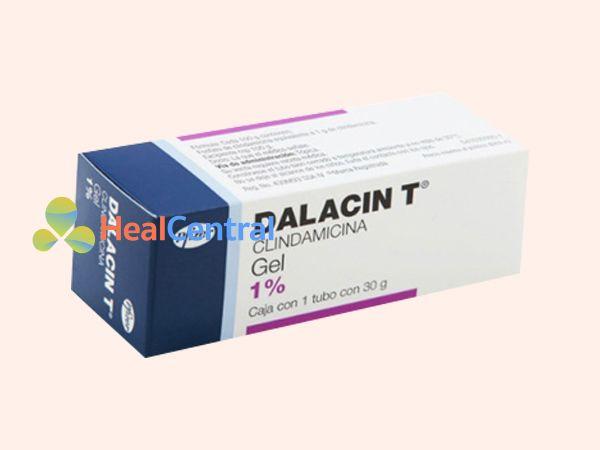 Dalacin T chứa kháng sinh Clindamycin
