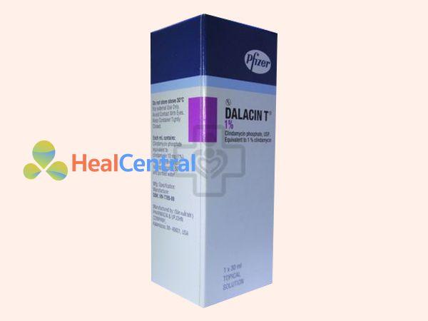 Dalacin T sản xuất bởi tập đoàn Pfizer