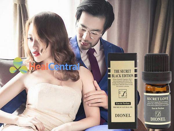 Nước hoa vùng kín Dionel Secret Love đem lại sự quyến rũ
