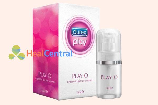 Durex Play O giúp tăng khoái cảm