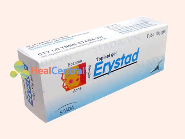 Thuốc Erystad- điều trị mụn trứng cá