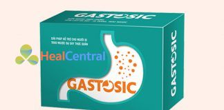 Thuốc dạ dày Gastosic