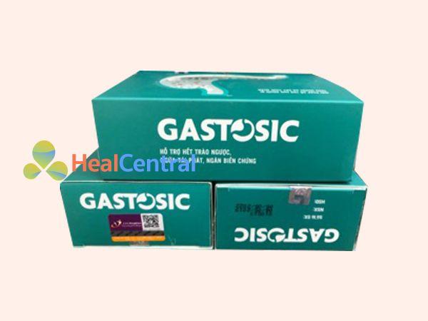 Gastosic điều trị loét dạ dày, tá tràng