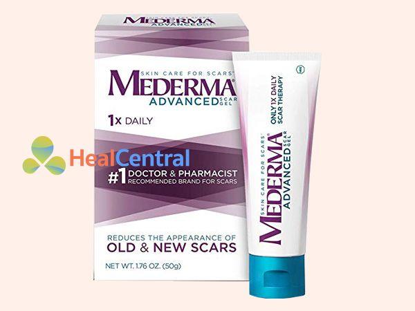 Kem trị sẹo Mederma -Làm mờ các vết sẹo, vết thâm nhanh chóng