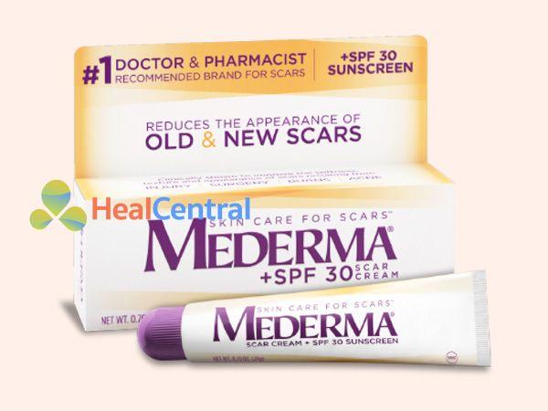 Hình ảnh kem trị sẹo Mederma Scar Cream