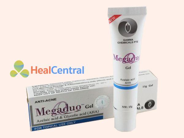 Megaduo Gel được sản xuất bởi Công ty Mỹ Phẩm Gamma - Việt Nam