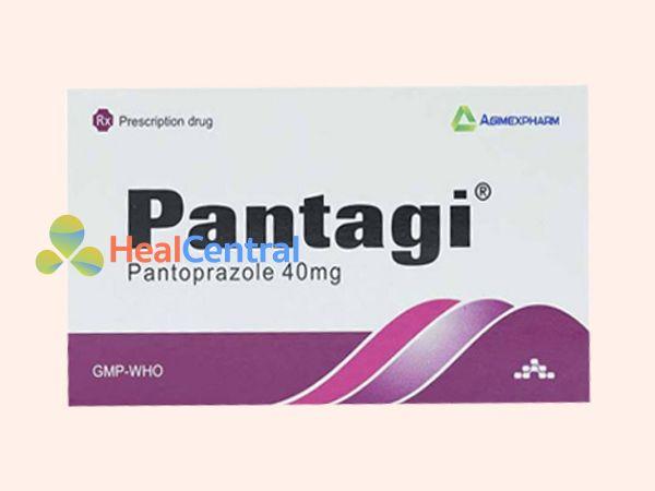 Hình ảnh hộp thuốc Pantagi