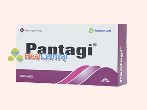 Thuốc Pantagi - điều trị loét dạ dày - tá tràng