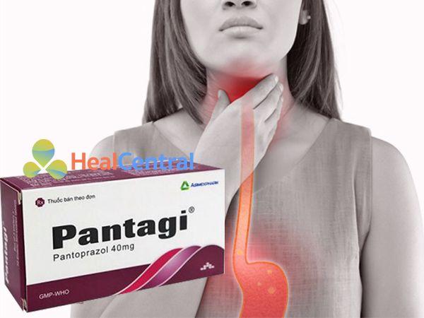 Thuốc Pantagi - giải pháp cho các bệnh về dạ dày