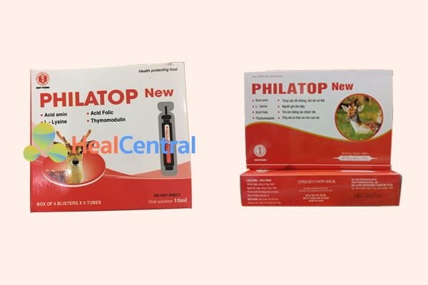 Đại Uy có 2 dòng sản phẩm là Philatop new ống nhựa và Philatop new ống thủy tinh