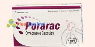 Thuốc Porarac chính hãng
