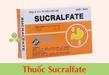 Thuốc dạ dày Sucralfat