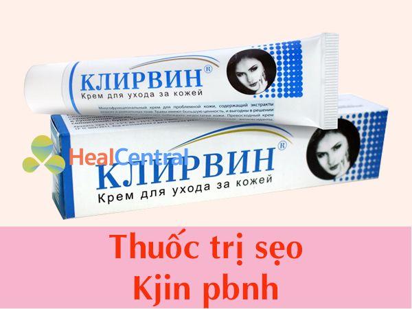 Thuốc trị sẹo Kjinpbnh