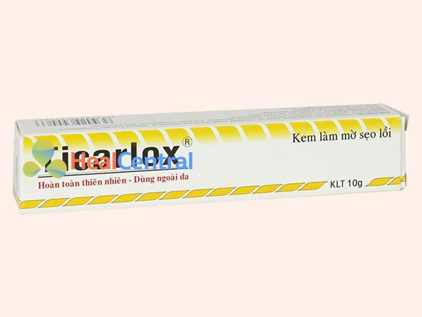 Thuốc Ticarlox giúp làm mờ các vết sẹo