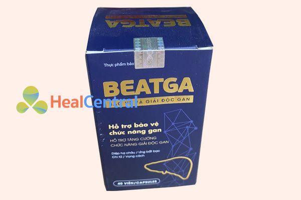 Thuốc bổ gan Beatga do công ty Nam Dược sản xuất