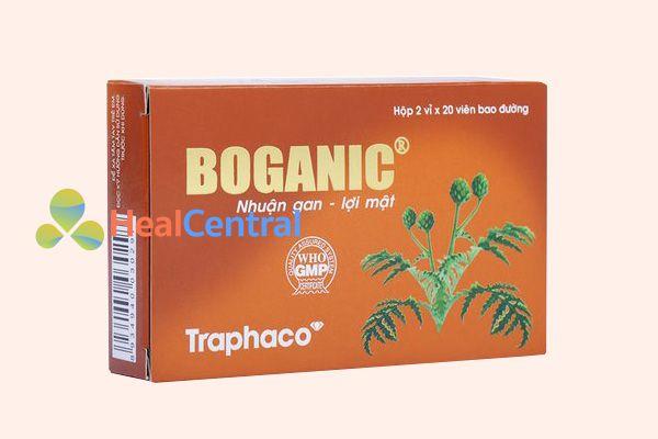 Thuốc bổ gan Boganic của Traphaco