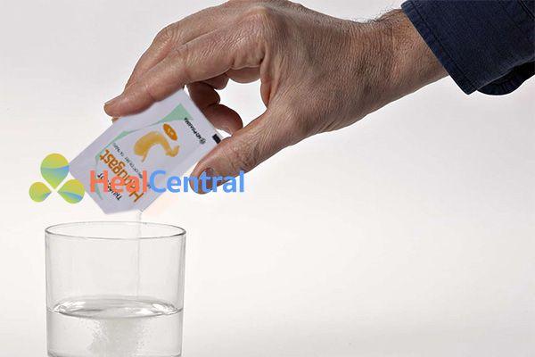 Cách uống thuốc Hadugast