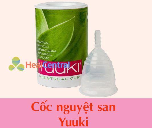 Cốc nguyệt san Yuuki chính hãng