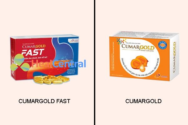Cumargold Fast và Cumargold