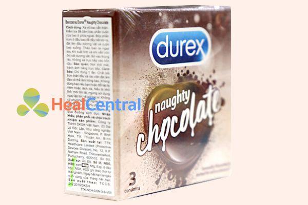 Bao cao su Durex Chocolate