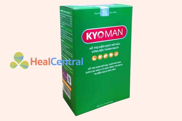 Thực phẩm bảo vệ sức khỏe Kyoman
