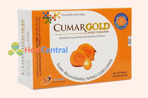 CumarGold là sản phẩm Nano Curcumin đầu tiên tại Việt Nam.