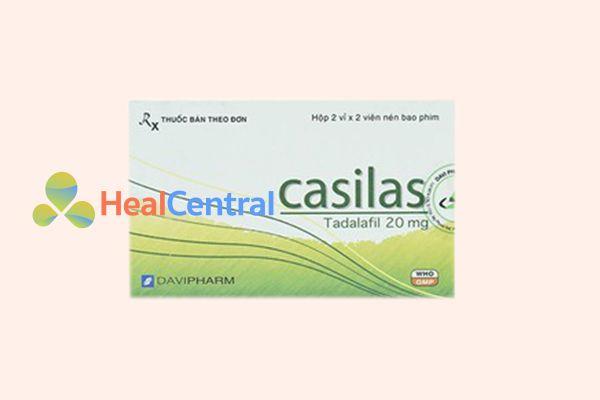 Hộp thuốc Casilas