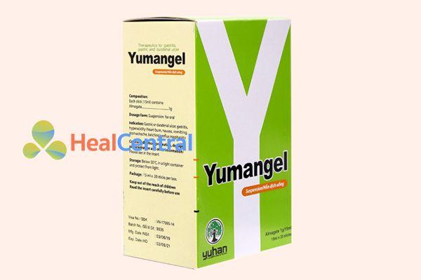 Hộp thuốc Yumangel