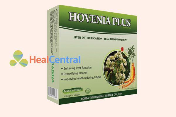 Hovenia Pluscó thành phần từ thiên nhiên