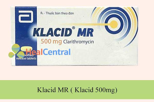 Klacid 500mg