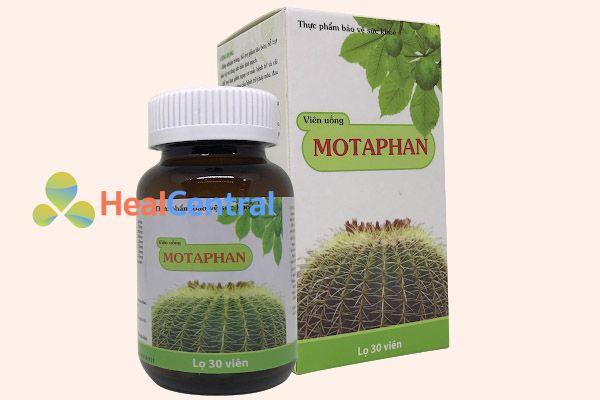 Hộp thuốc Motaphan