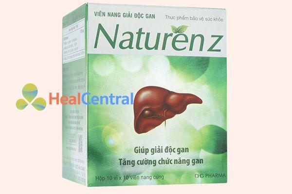 Naturenz là sản phẩm của Dược Hậu Giang