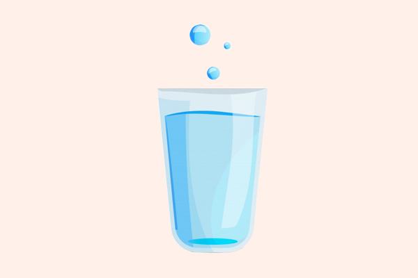 Nước làm nhanh mất tác dụng của thuốc kích dục