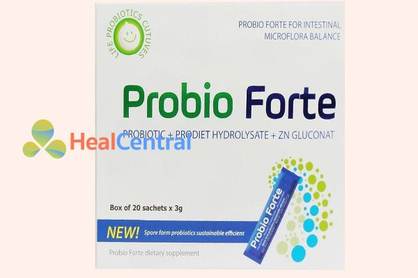 Probio Forte dạng gói