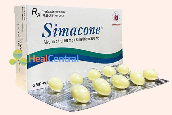 Thuốc Simacone