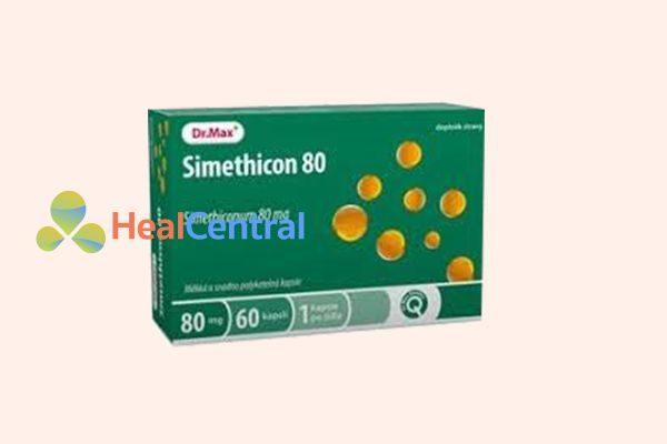 Simethicone 80mg
