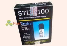 Thuốc xịt kéo dài thời gian quan hệ Stud 100