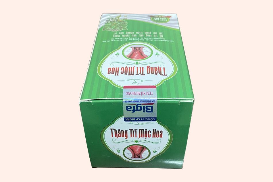 Thăng Trĩ Mộc Hoa được bán tại các nhà thuốc trên toàn quốc