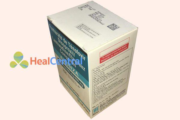 Thuốc Avonza được chỉ định cho bệnh nhân HIV