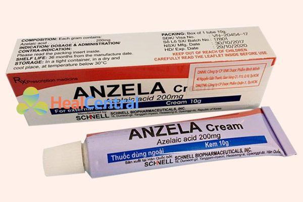 Thuốc Anzela