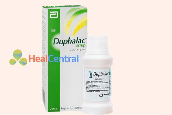 Thuốc Duphalac 200ml