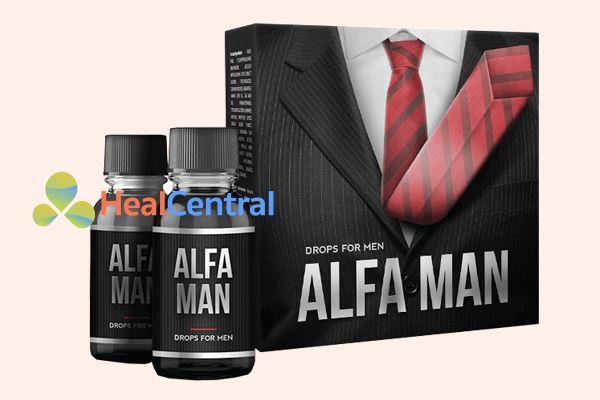 Thuốc kích dục nam Alfa Man