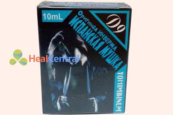 Hôp thuốc kích dục nữ D9