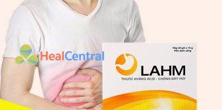 Thuốc Lahm oral suspension