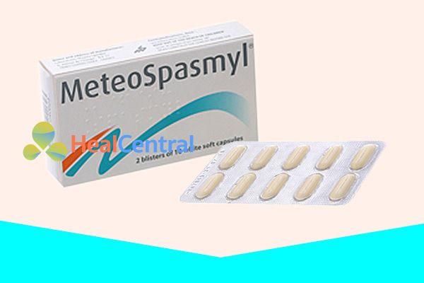 Thuốc Meteospasmyl