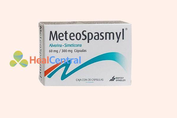 Thuốc Meteospasmyl Capsulas