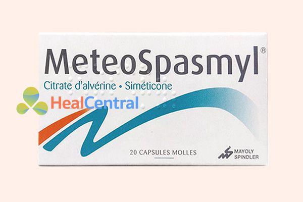 Thuốc Meteospasmyl Simethicon