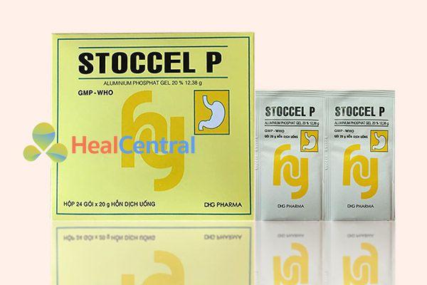 Thuốc trị đau dạ dày Stoccel P