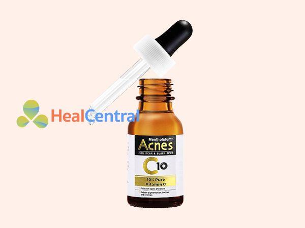 Hình ảnh lọ Serum Acnes C10