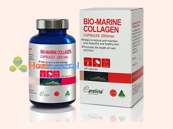 Hình ảnh hộp Bio Marine Collagen